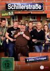 Staffel 5,Teil 2 (14 Folgen) (4 DVDs) von Martin Schneider,Schillerstraáe,Jürgen Vogel,Dirk Bach (2010)
