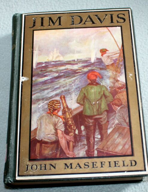 Jim Davis by John Masefield  vintage classic
