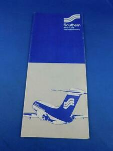 SOUTHERN-AIRLINES-SYSTEM-FLIGHT-DIRECTORY-TIMETABLE-MARCH-1978-ADVERTISING