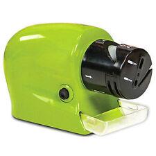 Electric Ceramic Knife Sharpener Stone Kitchen Sharpening System Grindstone KY