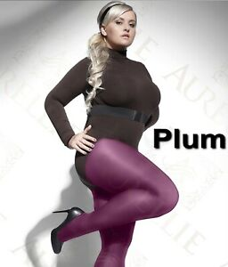Adrian Navy Plus Size Tights Perla 40 Denier with Special