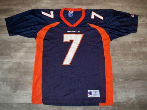 Vintage Champion John Elway Denver Broncos NFL Foo