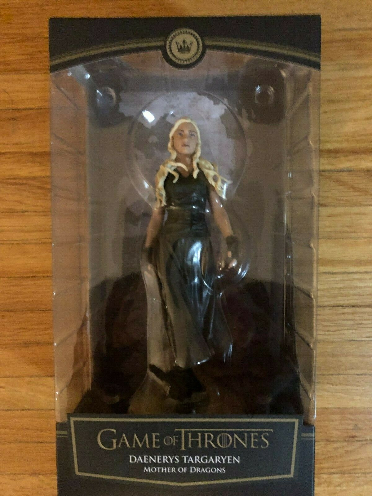 Dark Horse PVC Game of Thrones  DAENERYS TAGARYEN .  Figure..BOX NEVER OPENED