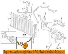 Acura HONDA OEM 07-12 RDX Compressor-Clutch 38900RWCA04