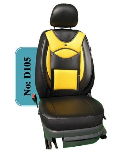 VW CADDY Maß Schonbezüge Sitzbezug Sitzbezüge 1+1 Kunstleder D105