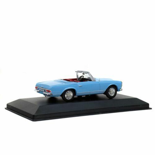 Solido Soli4304600 Mercedes Benz 230 SL Roadster 1963 1//43