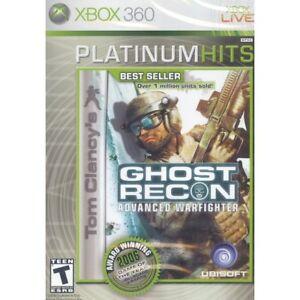 Tom-Clancy-039-s-Ghost-Recon-Advanced-Warfighter-Xbox-360