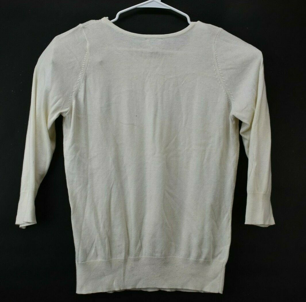 Lot of 3 Women's XL Christopher & Banks White LS … - image 8