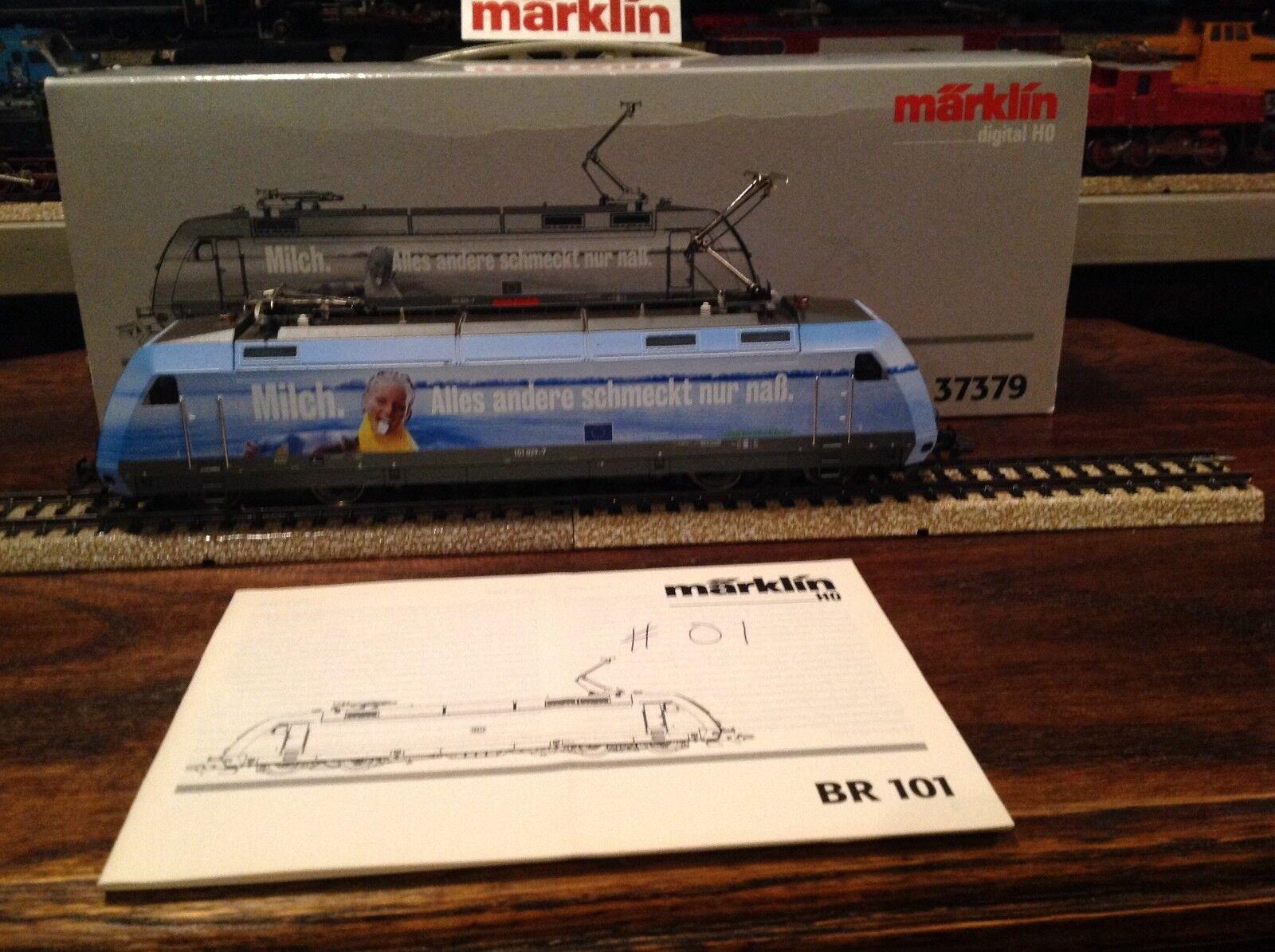 Marklin 37379 ho - digital - loco