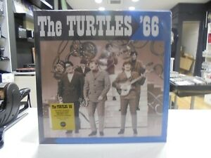 The Turtles LP Europa'66 2020 180GR. Green Vinyl