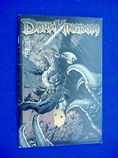 Frank Frazetta's Dark Kingdom 1. Cover B. Horror .Tim Vigil. VFN