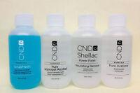 Cnd Essential - Choose Scrubfresh, Pure Alcohol, Nourishing Remover,acetone 2oz