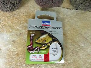 Daiwa-tournament-ver-worm-vorfach-crochet-snelled-hooks-hamecon-vorfach-60cm
