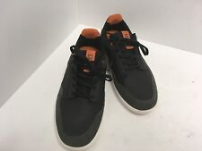 dcf60d20e1de37 item 1 Vans Mens LXVI Inscribe Leather Skateboarding Shoes Black Orange  Size 8M EUC -Vans Mens LXVI Inscribe Leather Skateboarding Shoes Black  Orange Size ...