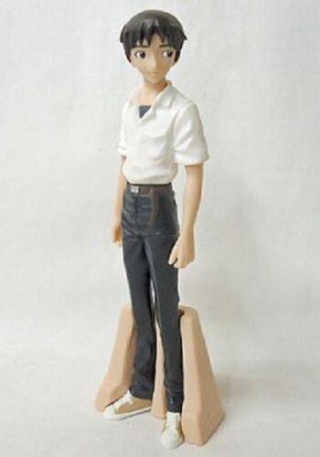 B55 Hgif Evangelion File04 Gacha Bandai Ikari Shinji 碇シンジ Uniform Figure New