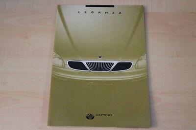 Plichtmatig 68803) Daewoo Leganza Prospekt 7/1997