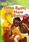 Three Bears & a Baby 0074645572697 With Sesame Street DVD Region 1