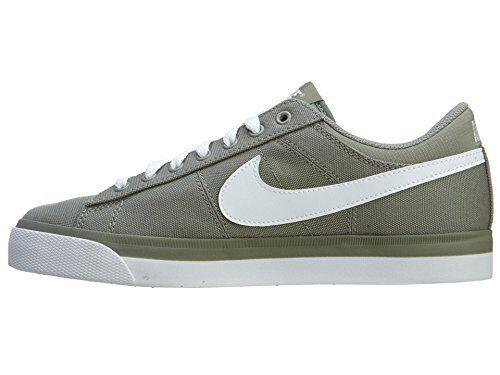 Nike Match Supreme Hi Textile Casual shoes Men 631657 Green White 9.5 US NWOB