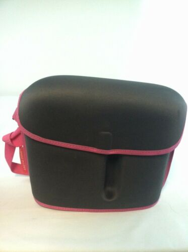 Arctic Zone Lunch Cooler. Pink Gray Drink holder