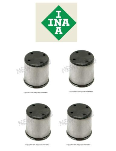 INA Set of 4 For Audi Volkswagen Fuel Pump Cam Followers 06D109309C NEW