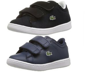e2b21806e Image is loading Lacoste-Toddlers-Carnaby-Evo-317-3-Spi-Casual-