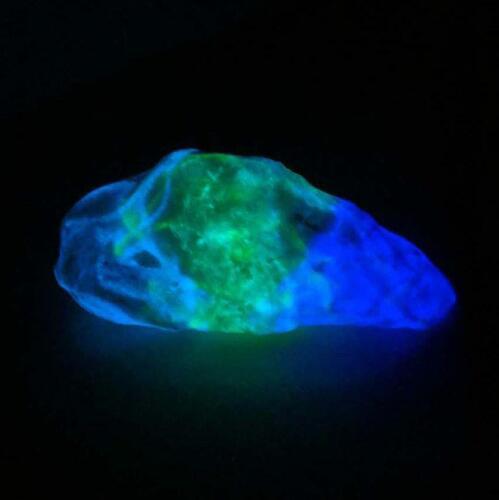Aqua Phosphorescent Glow in the Dark Paint