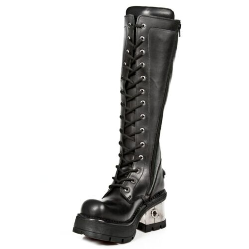 236 Rock Nero S1 New Boots Womens Style dAawwI1qn