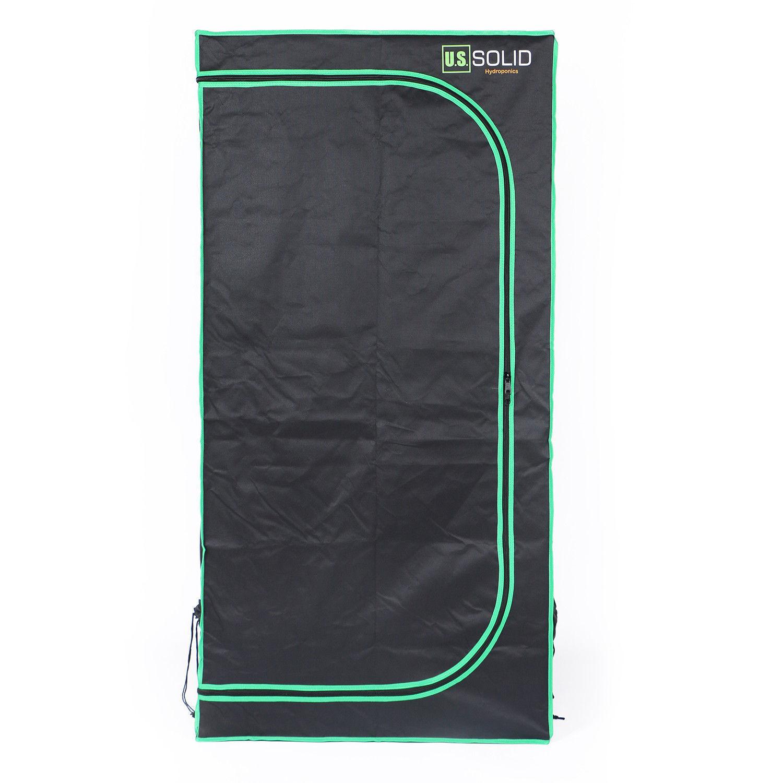 U.S. Solid® Grow Tent Grow Room Tenda idroponica Mylar altamente riflettente