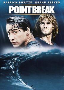 Point-Break-1991-DVD-UK-Action-Crime-Thriller-Movie-Brand-New