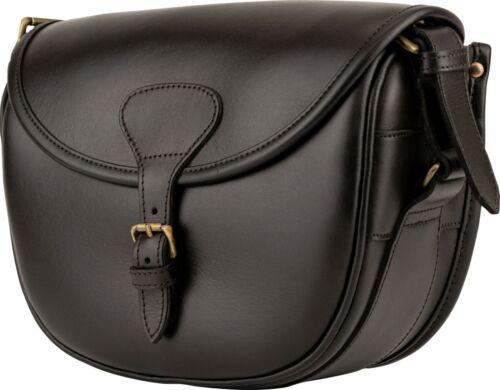 NUOVO Jack Pyke Marrone Pelle CARTUCCIA CARTUCCE bag-100 Borsa in pelle Cartuccia
