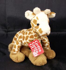 Gund Longly 31011 Mini Giraffe Small Floppy Plush Stuffed Animal