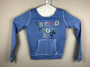 Disney Parks Mickey Mouse Disneyland Womens Sweatshirt Size Small With Tags