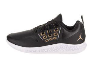 fcdd04bced1b21 Air Jordan Grind   AA4302 031 Running Black Gold Men SZ 7.5 - 13 ...