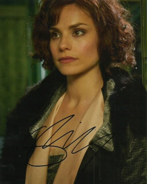 Charlotte Riley Peaky Blinders Autographed Signed 8x10 Photo COA