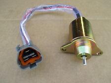 Fuel Shutoff Solenoid For John Deere Jd Relay 3520 35d Excavator 35zts 3720