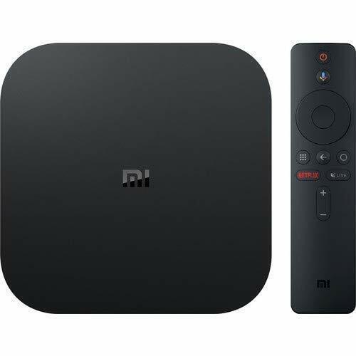 XIAOMI MI TV BOX S 4K 2 + 8GB