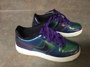 Nike Air Force 1 LV8(GS)Court Purple