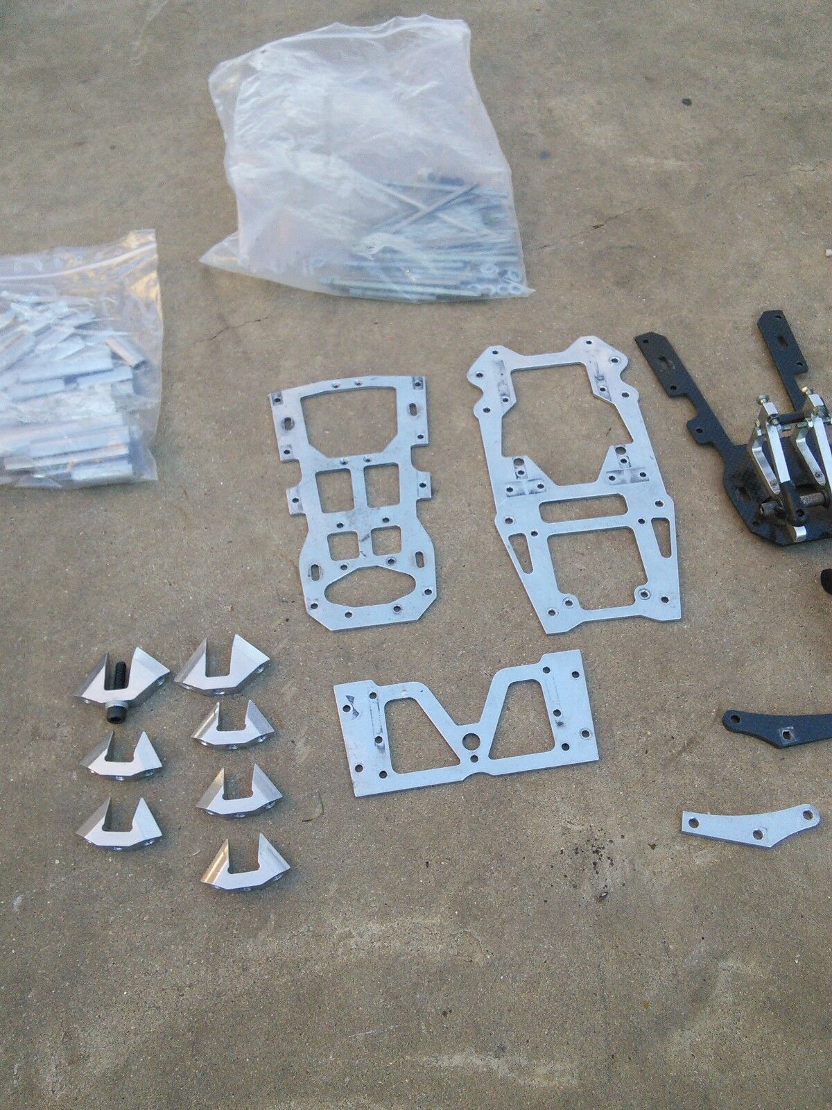 Lauterbacher f1 parts  new and used