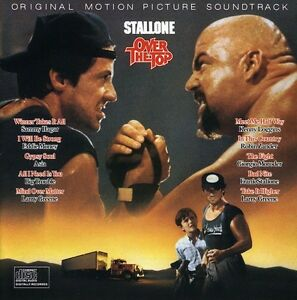 Various-Artists-Over-the-Top-Original-Soundtrack-New-CD