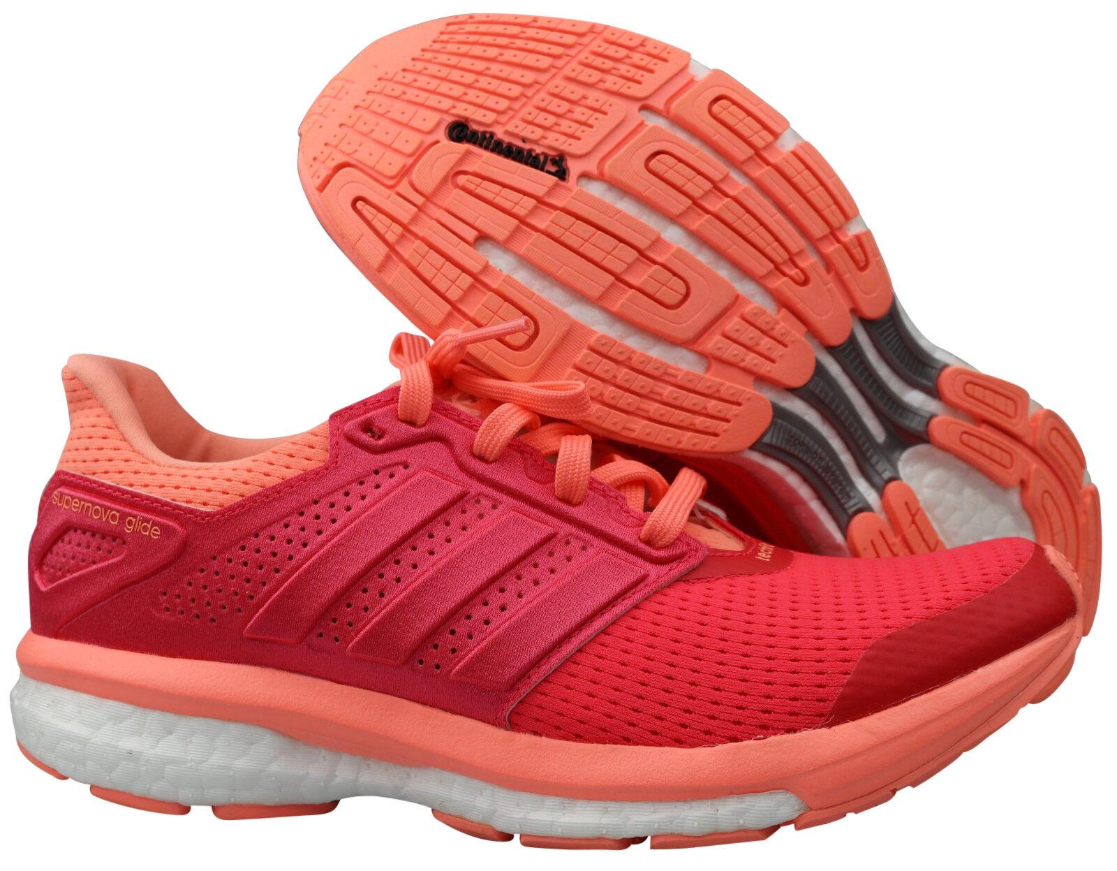 Adidas Supernova Glide 8 Damen Sneaker Sneaker Damen Laufschuhe AF6558 Gr. 36 - 38,5 NEU & OVP e7e5fd