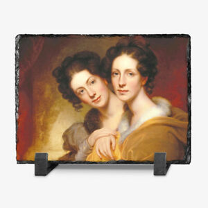 Rembrandt-The-Sisters-Rock-Slate-Picture-Frame-20x15-cm