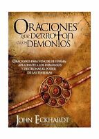 Oraciones Que Derrotan A Los Demonios: Oraciones Para Vencer De... Free Shipping