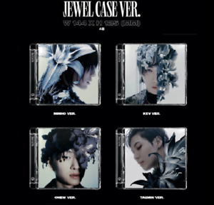 SHINee - Don't Call Me [Jewel Case ver.] CD+Booklet+Photocard+Free Gift+Poster