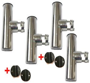 Porte Canne Pour Tube 22//25mm Orientable En Plastique Pèche