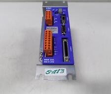 NSK MEGATORQUE MOTOR 200-240V 4.3A EDC DRIVER UNIT M-EDC-PS3060ABC02 *WKS*