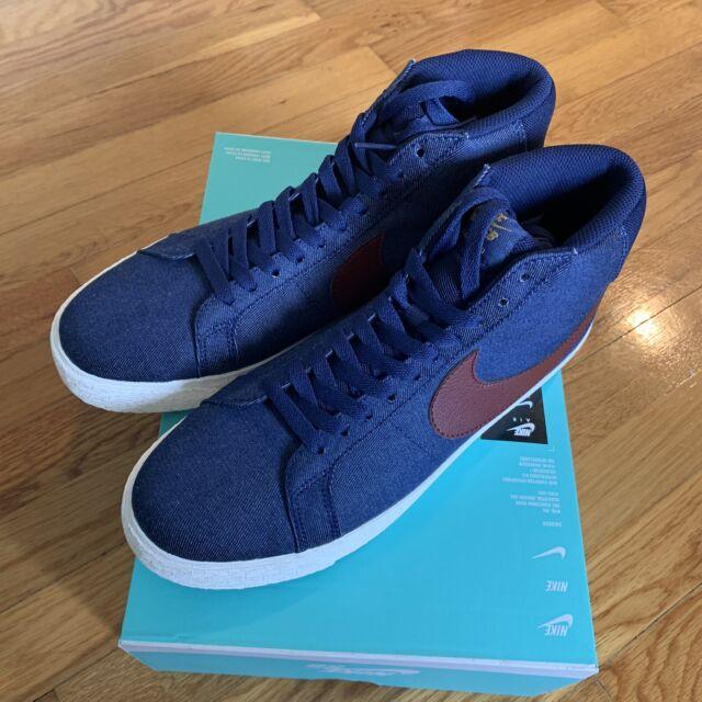 Nike SB Blazer Zoom Mid Binary Blue