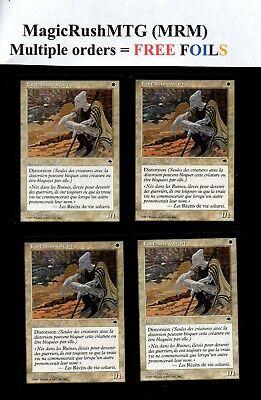 *MRM* FR//VF 4x Moine Soltari MTG TMP Soltari Monk