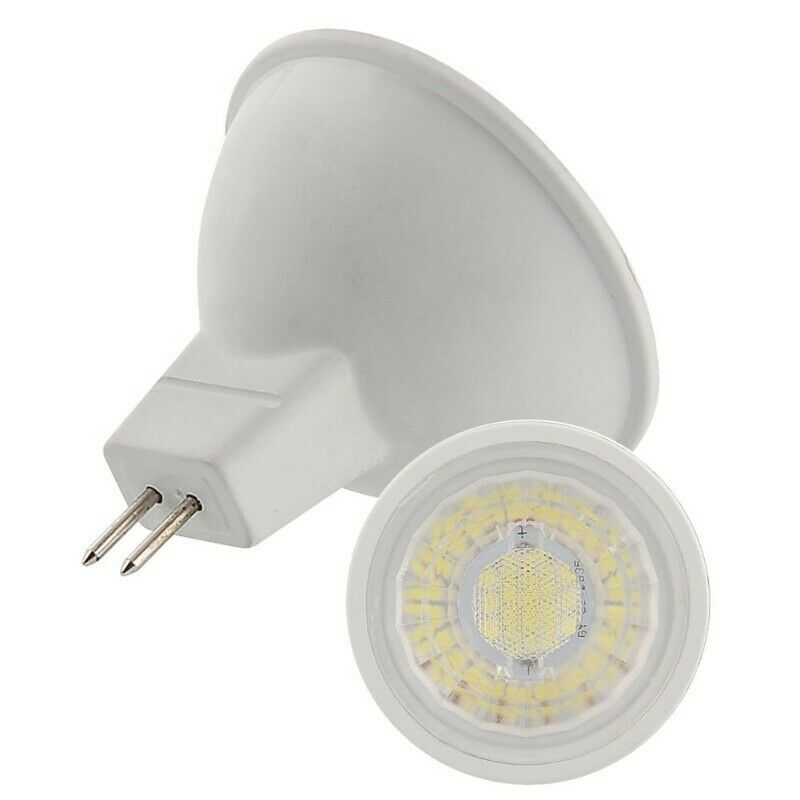 LED Light Bulbs 6W SMD LED MR16 Downlights Spotlights 12V Brand New Products.