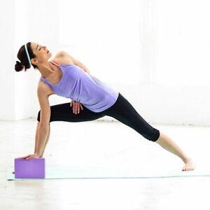 2 pcs eva yoga block foam foaming block brick exercises