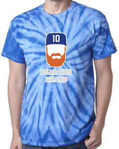 Details about Tie-Dye Justin Turner Los Angeles Dodgers
